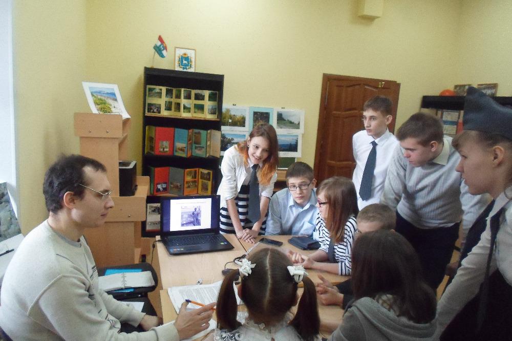 Городская музейная игра «Самара-Куйбышев-Самара»