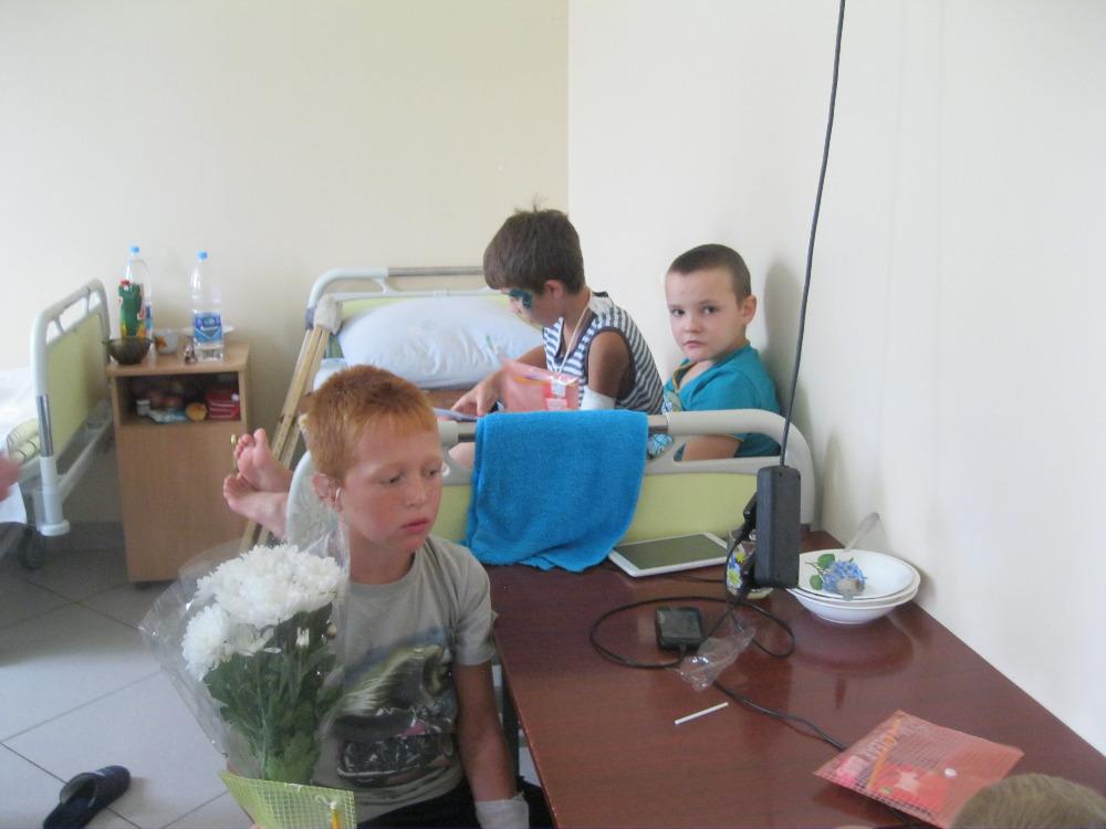 Акция «Школьный букет»