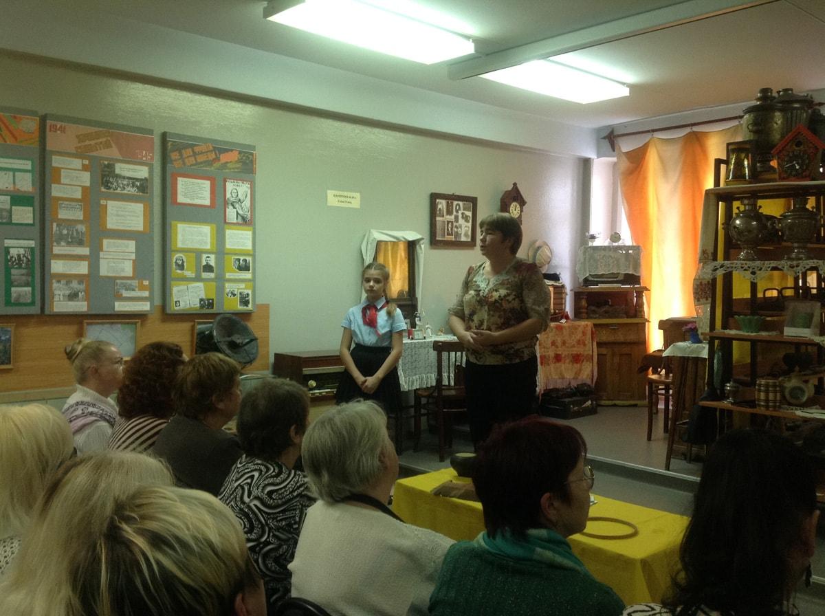 Городской семинар методистов школьных музеев